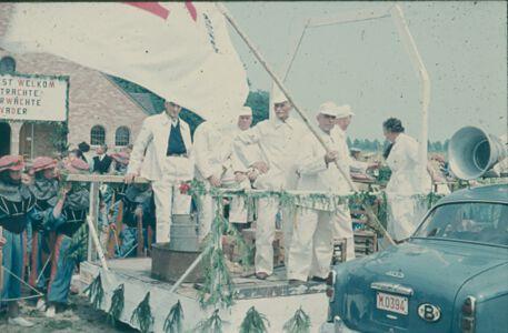 Inhuldiging pastoor