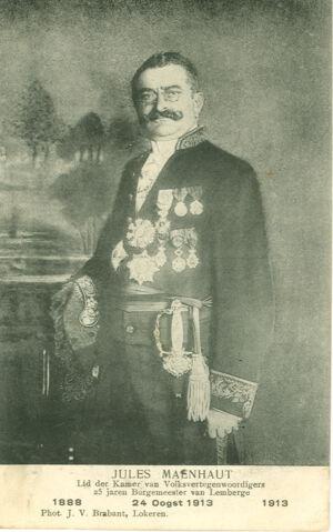 Jules Maenhaut