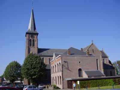 Kerk Sint-Pietersbanden