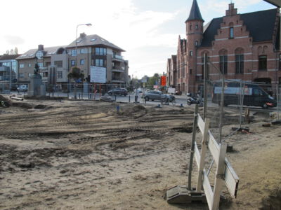 Heraanleg Kerkplein