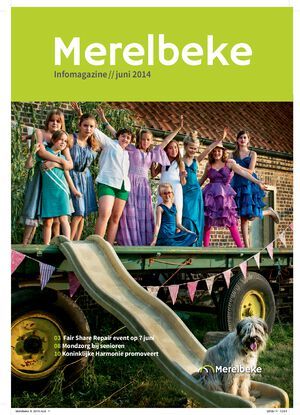 Infomagazine juni 2014
