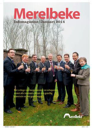 Infomagazine januari 2014