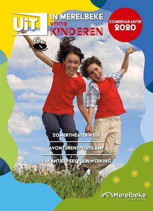 Uit voor kinderen krokus- en paasvakantie 2020
