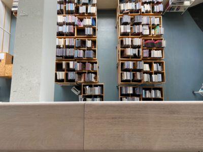 Stripafdeling bibliotheek