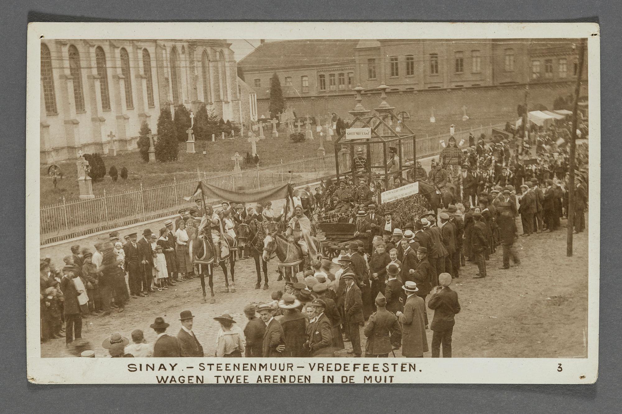 Eerste Wereldoorlog in Sint-Niklaas