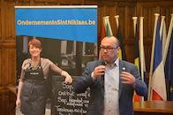 Lancering website ondernemen in sint-niklaas