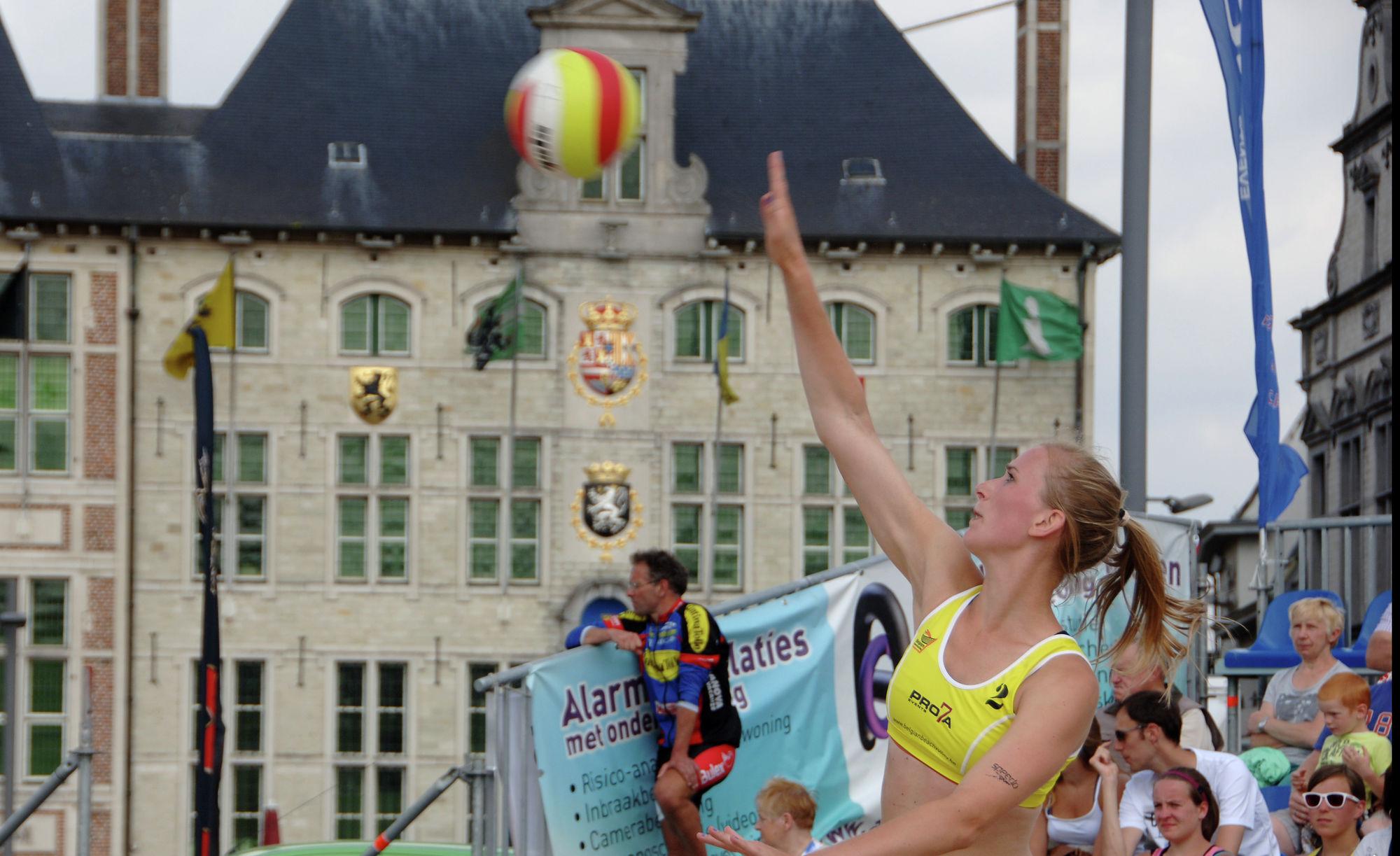 Sint-Niklaas zomert 2013