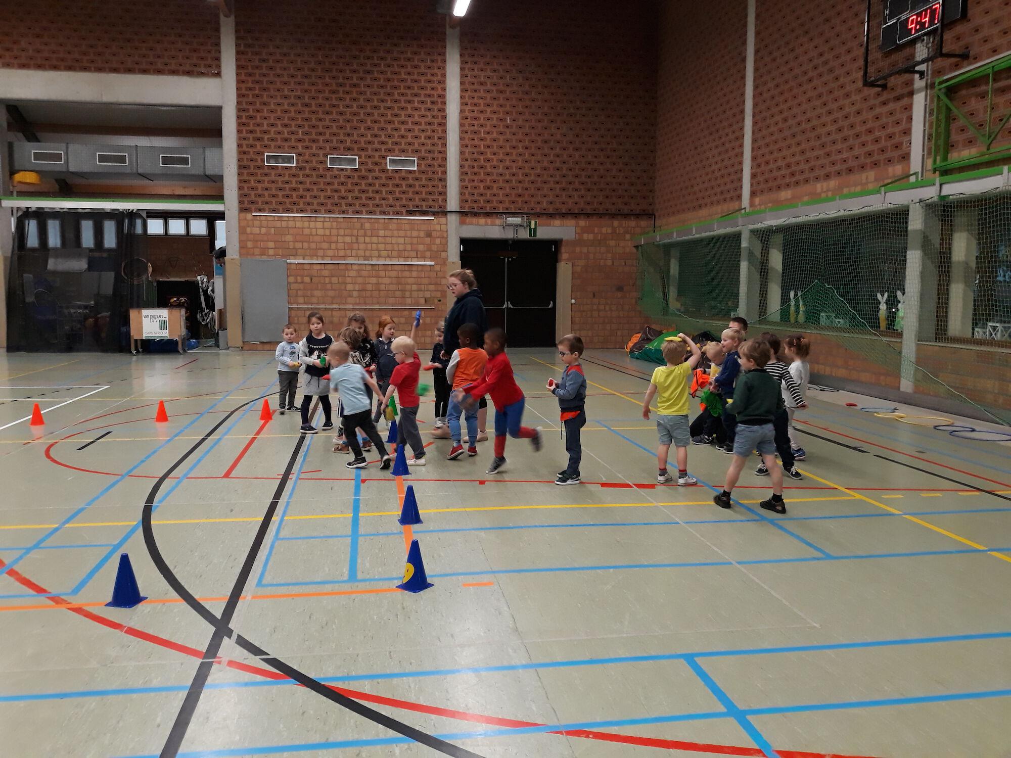 Sportkampen krokus 2019
