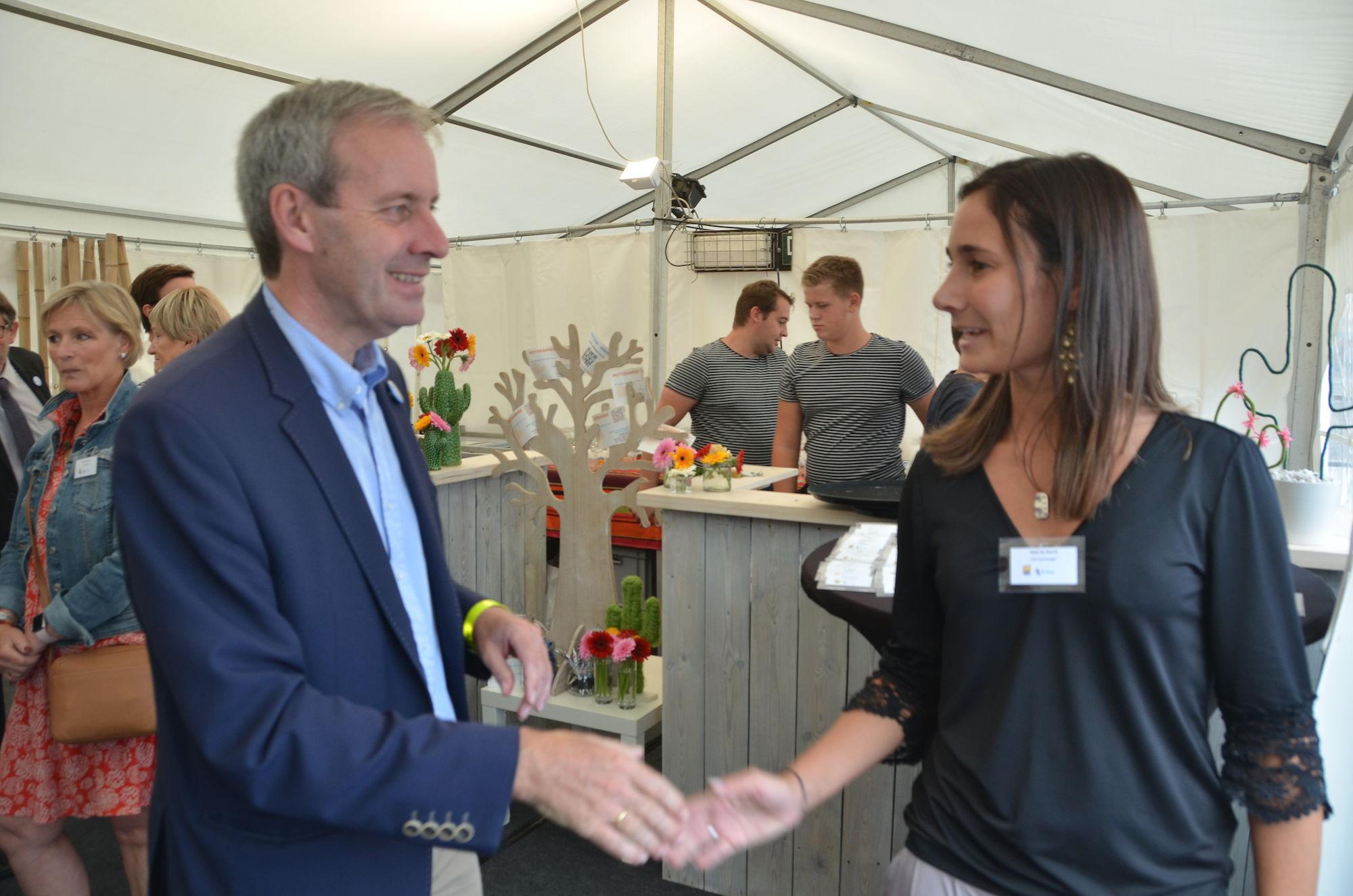 Netwerkavond Ondernemers Sint-Niklaas 2017