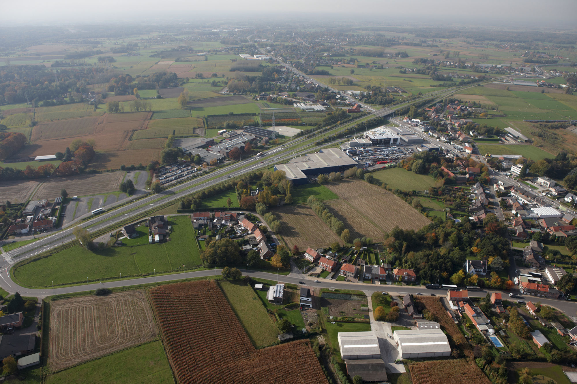 luchtfoto's
