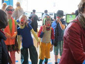 Zondagskind Woord - Clownerie
