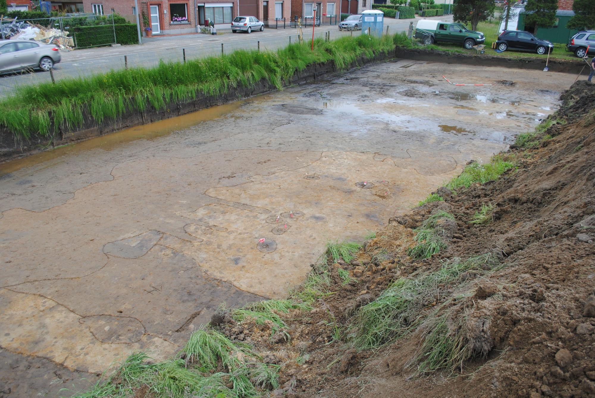 Archeologisch onderzoek in het Waasland