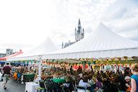 De Langste Veggietafel 2016