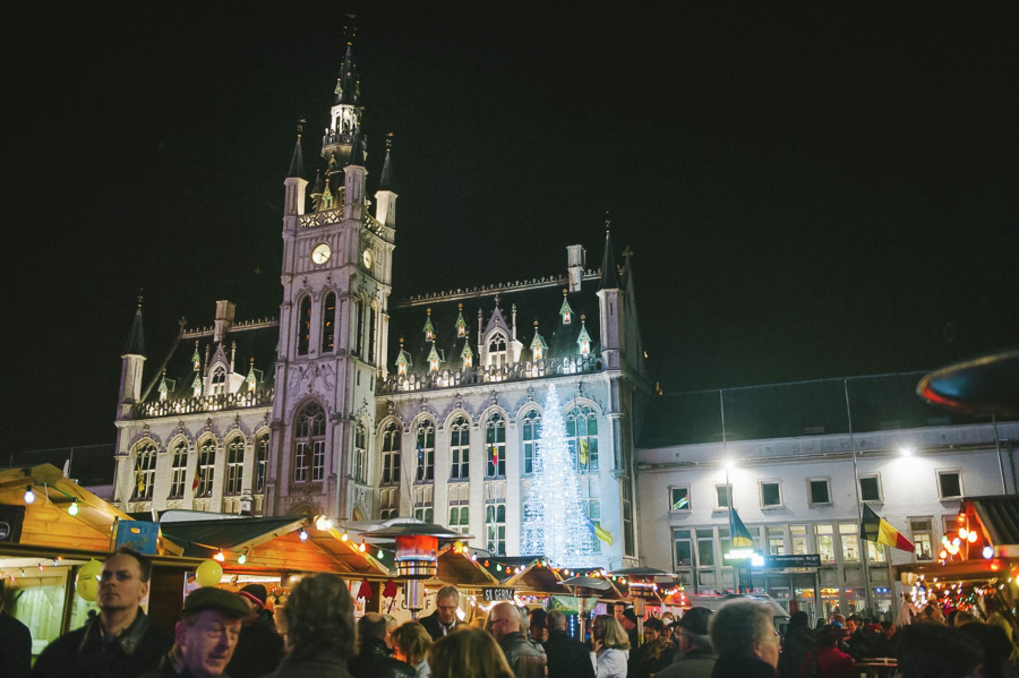Kerstmarkt Sint-Niklaas 2013