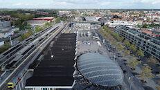 Luchtfoto's Stationsplein 2019