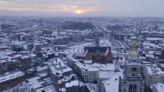 Ontdek Sint-Nikaas - Winterbeelden stad