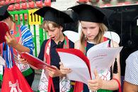 Proclamatie stedelijke basisscholen 6de leerjaar