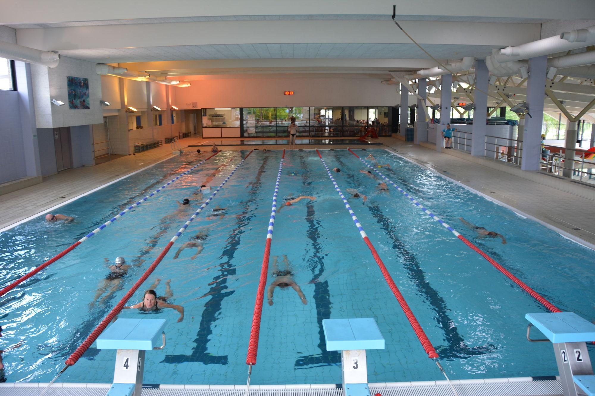zwembad de Treffer