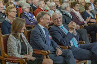 Verwelkoming nieuwe inwoners in West-Vlaanderen.