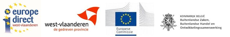 alle europe direct logo's