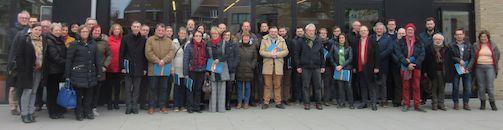Studie- en ontmoetingsdag van het West-Vlaams Archievenplatform (WAP) op 19 maart 2018 in Izegem