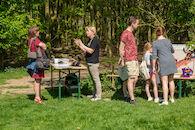 Lancering gezinsspeurtocht 'Op vleermuizensafari in de Palingbeek'