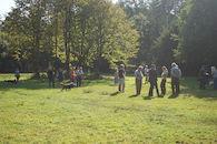 Opening hondenzone Lippensgoed-Bulskampveld