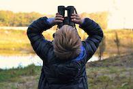 Beleving in het Zwin Natuur Park.