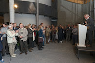 Opening Bezoekerscentrum Duinpanne
