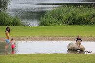Officiële opening natuurspeelterrein provinciedomein De Gavers.