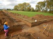 Opgravingen Slijpebeek Zwevegem