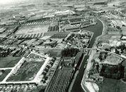 Kanaal Bossuit-Kortrijk -Loskaai van Bekaert in Zwevegem in 1976