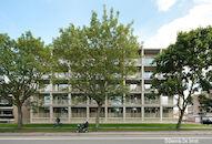 De Boeg Golvenstraat Oostende by Korth Tielens architects.