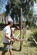 Provincie organiseert in juli drie driedaagse bouwcampings langs kanaal Bossuit-Kortrijk