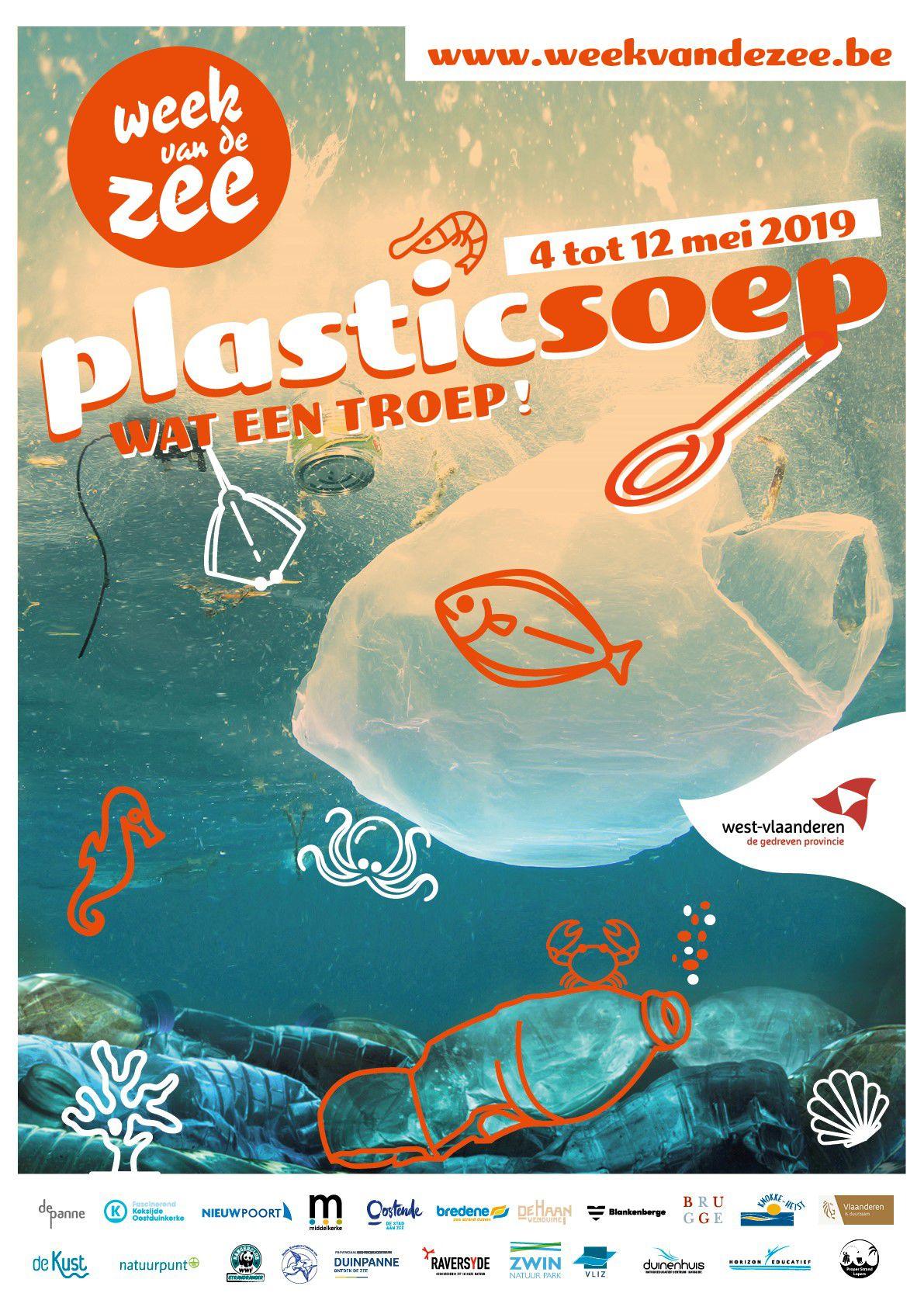 Campagnebeeld Week van de Zee 2019