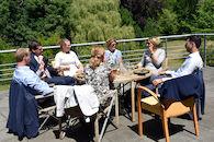 Ontvangst delegatie Nederlands-Limburg