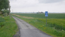 Terreinbezoek en intervisie aan inrichtingen en beheer van trage wegen.