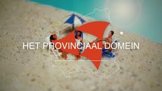 Het Provinciaal Domein afl13_2017 over speelterreinen in de domeinen