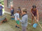 Kinderworkshop 'De boer op'