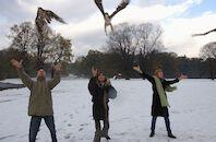 Kennismaking met het vogelopvangcentrum (VOC) in het provinciaal domein Bulskampveld te Beernem