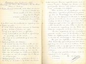 Verslag van de eerste vergadering van de Raad van Beheer van de West-Vlaamse Maatschappij tot Kweekbevorderen van het Drafpaard, 21 januari 1937