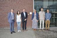 Inhuldiging van het label Erkend Cultureel Archief  voor de intergemeentelijke archiefdienst Poperinge-Vleteren op 22 september 2017