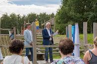 Opening natuurspeelterrein De Gavers