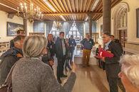 Erfgoeddag 2019 in het Provinciaal Hof