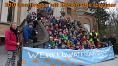 Wereldwaterdagen 2016 in De Blankaart.