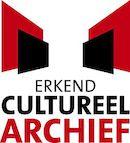 Logo erkend cultureel archief