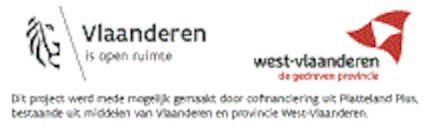 Banner: Platteland Plus West-Vlaanderen.