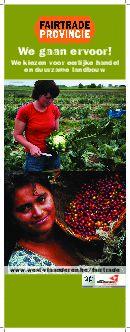 Quick Screen Fair Trade actie 2009