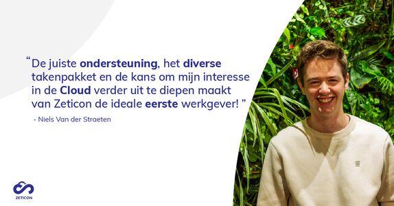 Introductie Niels Van Der Straeten