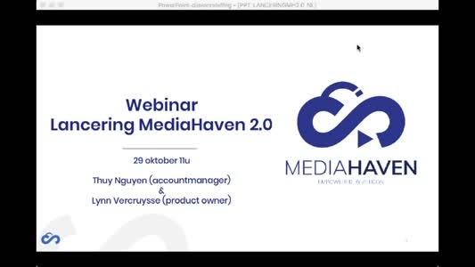 Lancering Mediahaven 2.0